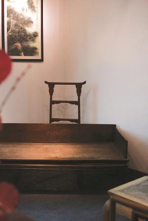 圈椅在明式家具