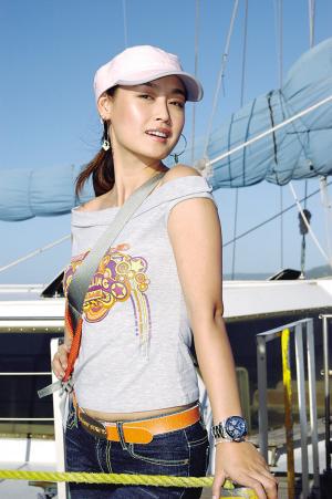 海的女儿詹小楠