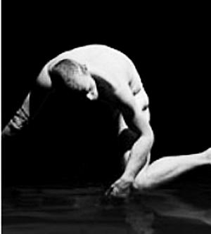 丹麦国家舞蹈团表演的现代舞