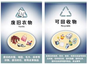 怎样进行垃圾分类