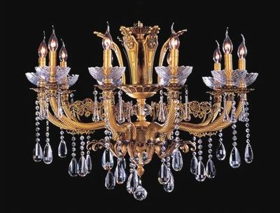 欧式烛台吊灯   欧洲古典风格的吊灯
