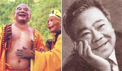 86版《西游记》弥勒佛去世 刻画小人物入木三分