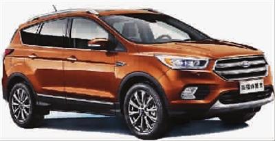 9月8日,长安福特宣布旗下中级SUV最新力作新福特翼虎上市,共推出高清图片