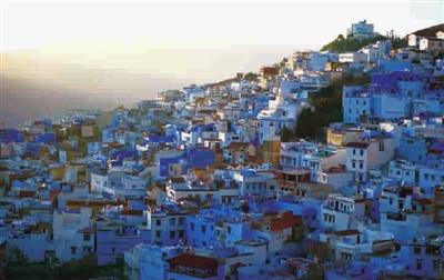 gif摩洛哥风景图动态