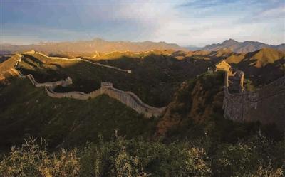 金山岭长城还是国家级风景名胜区,国家4a级旅游景区.