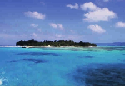 """北马里亚纳群岛,西太平洋上""""璀璨明珠"""""""