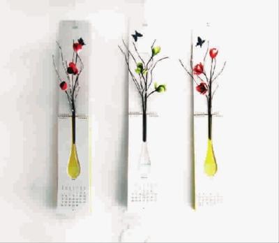 手工折纸花瓶图步骤图解