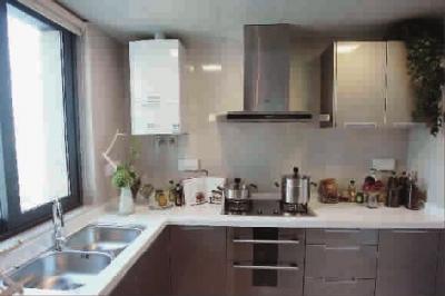 厨房天然气管道装修图-新民晚报数字报高清图片