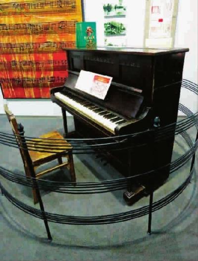 淘汰钢琴简谱数字