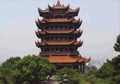 中国古代望塔