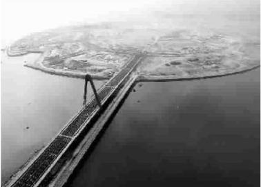 新民晚报数字报-漳州双鱼岛 br>大桥建成通车