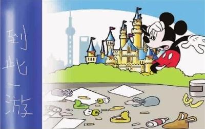 薛永麟说,小区对垃圾分类还没有做要求,但你随便扔在楼道里,外国邻居
