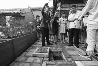 故宫排水系统有奥秘