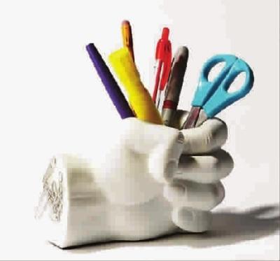 手工折纸笔筒步骤图解