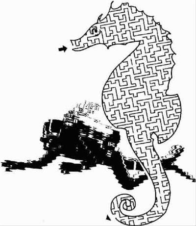 儿童迷宫设计图片大全