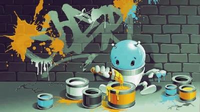 绘画机器人还可以完成全身肖像画 -美国版数字报