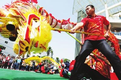 传承中国传统文化