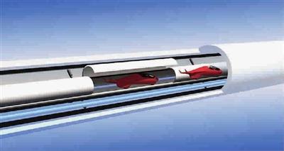 真空管列车速度远超飞机