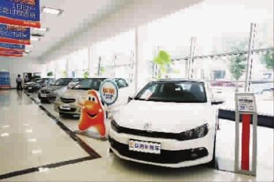 安悦市场已成为 上海二手车交易市场 中功能最