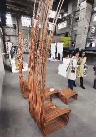 竹子榫卯结构图