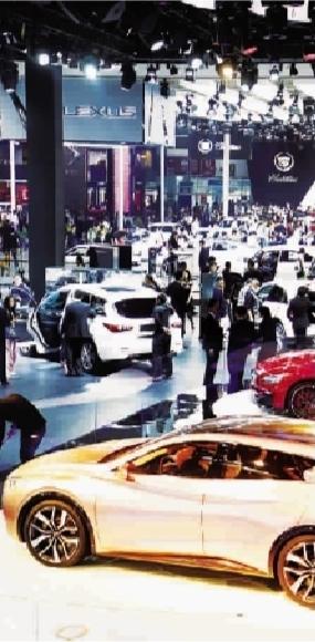2014北京车展日前已落下帷幕.从本届车展各大公司参展的产品阵容,图片
