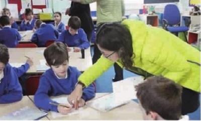 方碧如老师 英国小学将用 中式方法 教数学