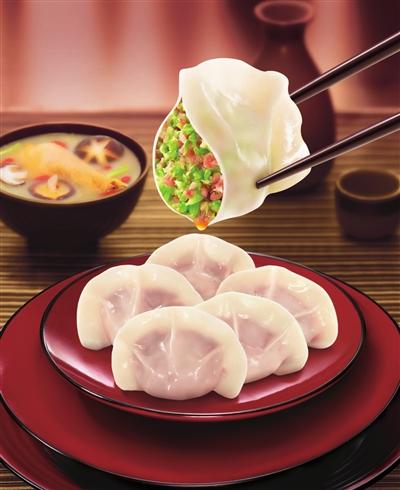 饺子也不例外,权威数据显示:东北水饺已经成为消费者