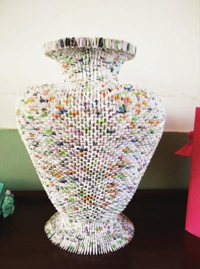 手工制作 创意 废物利用