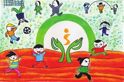 沈巷幼儿园美术作品